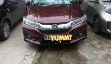Bán xe Honda City CVT 2015, màu đỏ giá Giá thỏa thuận tại Tp.HCM