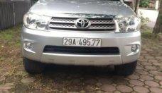 Gia đình bán Toyota Fortuner 2011, màu bạc  giá 675 triệu tại Hà Nội