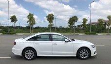 Cần bán lại xe Audi A6 đời 2018, màu trắng giá 2 tỷ 100 tr tại Tp.HCM