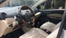 Thanh lý xe Toyota Vios sản xuất 2009, màu bạc giá 250 triệu tại Hà Nội