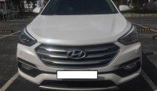 Cần bán xe Hyundai Santa Fe 2017 4WD màu trắng giá 1 tỷ 60 tr tại Tp.HCM