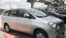 Cần bán Toyota Innova G đời 2011, màu bạc, giá 480 triệu giá 480 triệu tại Tp.HCM