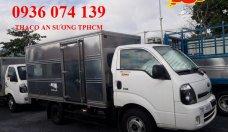 TPHCM bán xe tải Kia K250 New Frontier tải 2T4, đời 2018, có máy lạnh cabin giá 389 triệu tại Tp.HCM