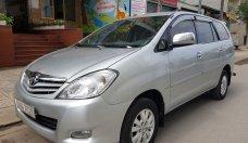Bán ô tô Toyota Innova sản xuất 2009 MT, màu bạc, gia đình sử dụng mới 98% xe giá 425 triệu tại Tp.HCM