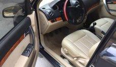 Cần bán xe Daewoo Gentra đời 2010, màu đen giá 170 triệu tại Hà Nội