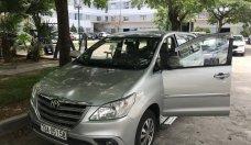 Cần bán xe Toyota Innova E năm 2015 - Màu bạc, xe gia đình - Hình thức, chất lượng ok giá 625 triệu tại Khánh Hòa