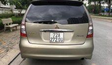 Bán Mitsubishi Grandis 2009, sản xuất năm 2008, màu vàng cát giá 420 triệu tại Tp.HCM