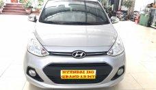 Cần bán Hyundai i10 Grand 1.2 MT đời 2016, màu bạc, nhập khẩu, giá 360 triệu giá 360 triệu tại Hà Nội