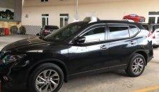 Bán xe Nissan X Trail AT đời 2017, màu đen, xe đẹp, chạy êm giá 1 tỷ 26 tr tại Tp.HCM