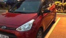 Cần bán xe Hyundai Grand i10 sản xuất năm 2015, màu đỏ, xe nhập, 345tr giá 345 triệu tại Hà Nội