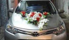 Cần bán Toyota Vios MT 2016, màu bạc, giá 430tr giá 430 triệu tại Tp.HCM