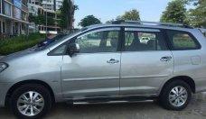 Cần bán Toyota Innova G 2009, màu bạc giá cạnh tranh giá 360 triệu tại Hà Nội