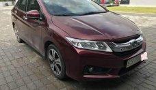 Bán xe Honda City năm 2016, màu đỏ giá 535 triệu tại Tp.HCM
