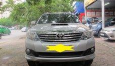 Bán Toyota Fortuner 2.5G năm 2014, màu bạc giá 845 triệu tại Hà Nội