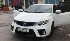 Bán xe Kia Cerato Koup sản xuất 2010, màu trắng, nhập khẩu giá 410 triệu tại Tp.HCM