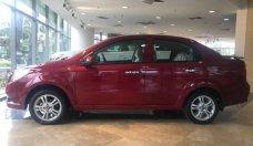 Bán xe Chevrolet Aveo năm sản xuất 2018, màu đỏ giá 459 triệu tại Tp.HCM