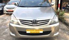 Cần bán xe Toyota Innova 2.0 G đời 2011, màu ghi vàng giá 485 triệu tại Hà Nội