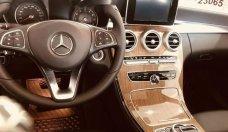 Bán Mercedes C250 AMG năm 2018, màu trắng, nhập khẩu  giá 1 tỷ 729 tr tại Tp.HCM