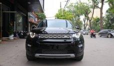 Bán LandRover Discovery Sport HSE năm sản xuất 2014, màu đen, xe nhập giá 2 tỷ 160 tr tại Hà Nội