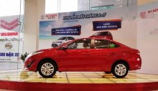 Bán Toyota Vios New 2018, màu đỏ, giá chỉ 531 triệu giá 531 triệu tại Tp.HCM