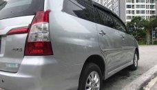 Bán lại chiếc xe Toyota Innova số sàn 7 chỗ, ĐK 2015 chính chủ sử dụng từ đầu, màu ghi bạc, biển Hà Nội giá 588 triệu tại Hà Nội