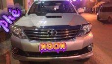 Cần bán xe Toyota Fortuner đời 2014, màu bạc số sàn giá 799 triệu tại Đà Nẵng