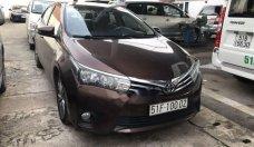 Bán Toyota Corolla Altis 1.8AT sản xuất 2015, cam kết không cấn đụng, không thủy kích, lý lịch xe rõ ràng giá 665 triệu tại Tp.HCM