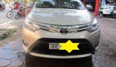Cần bán Toyota Vios sản xuất 2017, màu ghi vàng giá 572 triệu tại Hà Nội
