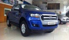 Quảng Ninh ford Bán Ford Ranger XLS 2.2AT, 1 cầu, số tự động mới 100%, sản xuất 2018, màu xanh Cửu Long. L/H 0974286009 giá 675 triệu tại Quảng Ninh