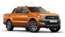 Ford Wildtrak 3.2 màu cam giao ngay. Nhận ký chờ Ranger Raptor 2.0 Bi-Turbo model 2019 giá 925 triệu tại Hà Nội