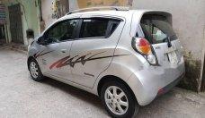Cần bán xe Daewoo Matiz Groove đời 2009, màu bạc số tự động giá 228 triệu tại Hà Nội