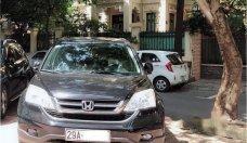 Bán xe Honda CR V 2.4L đời 2011, màu đen chính chủ giá 635 triệu tại Hà Nội