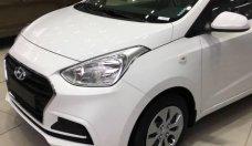 Cần bán Hyundai Grand i10 2018, màu trắng giá 350 triệu tại Tp.HCM
