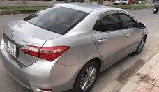 Cần bán gấp Toyota Corolla altis sản xuất 2016, màu bạc giá 625 triệu tại Tp.HCM