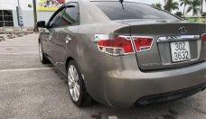 Cần bán Kia Cerato đời 2009, màu xám, nhập khẩu nguyên chiếc giá 310 triệu tại Hải Dương
