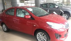 Mitsubishi Attrage năm sản xuất 2018, màu đỏ, nhập khẩu nguyên chiếc giá 388 triệu tại Hà Nội