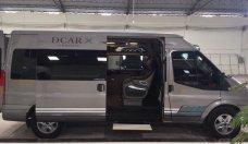 Cần bán xe Ford Transit Dcar Limousine đời 2018, màu xám giá 1 tỷ 198 tr tại Hà Nội