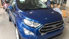 Bán Ford EcoSport sản xuất năm 2018, màu xanh lam, 633tr giá 648 triệu tại Tp.HCM