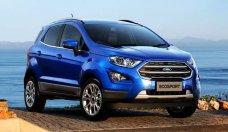Bán xe Ford EcoSport 1.5 MT Ambiente đời 2018 tại Điện Biên. Hỗ trợ trả góp 80% giá trị xe, màu xanh lam giá 545 triệu tại Hà Nội