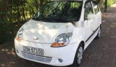 Bán xe Chevrolet Spark năm 2009, màu trắng, giá chỉ 107 triệu giá 107 triệu tại Hà Nội