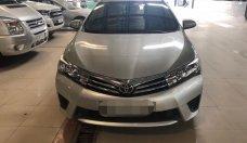 Bán Toyota Corolla Altis 1.8MT sản xuất năm 2016, màu bạc, có trả góp giá 685 triệu tại Tp.HCM