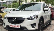 Bán Mazda CX 5 2.0 Facelift năm sản xuất 2016, màu trắng giá 805 triệu tại Hà Nội
