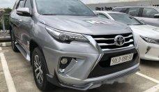 Cần bán gấp Toyota Fortuner 2.7 AT năm sản xuất 2017, màu bạc   giá 1 tỷ 312 tr tại Tp.HCM