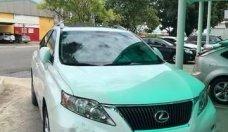Bán ô tô Lexus RX năm sản xuất 2010, màu trắng, nhập khẩu chính chủ giá 1 tỷ 700 tr tại Tp.HCM