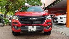 Bán Chevrolet Colorado High Country 2.8 AT 4x4 năm 2017, nhập khẩu giá 705 triệu tại Hà Nội