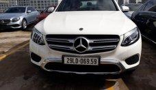 Bán Mercedes-Benz GLC200 2018 màu trắng, chính hãng, ưu đãi tốt nhất giá 1 tỷ 684 tr tại Tp.HCM