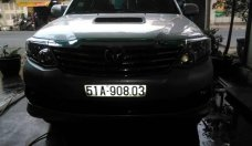 Cần bán gấp Toyota Fortuner sản xuất 2014, màu xám ít sử dụng giá 800 triệu tại Tp.HCM