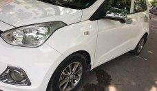 Bán Hyundai Grand i10 sản xuất 2016, màu trắng, nhập khẩu xe gia đình giá 297 triệu tại Hà Nội
