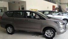 Bán ô tô Toyota Innova đời 2018, màu xám  giá 743 triệu tại Tp.HCM