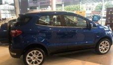 Cần bán xe Ford EcoSport đời 2018, màu xanh lam giá 648 triệu tại Tp.HCM